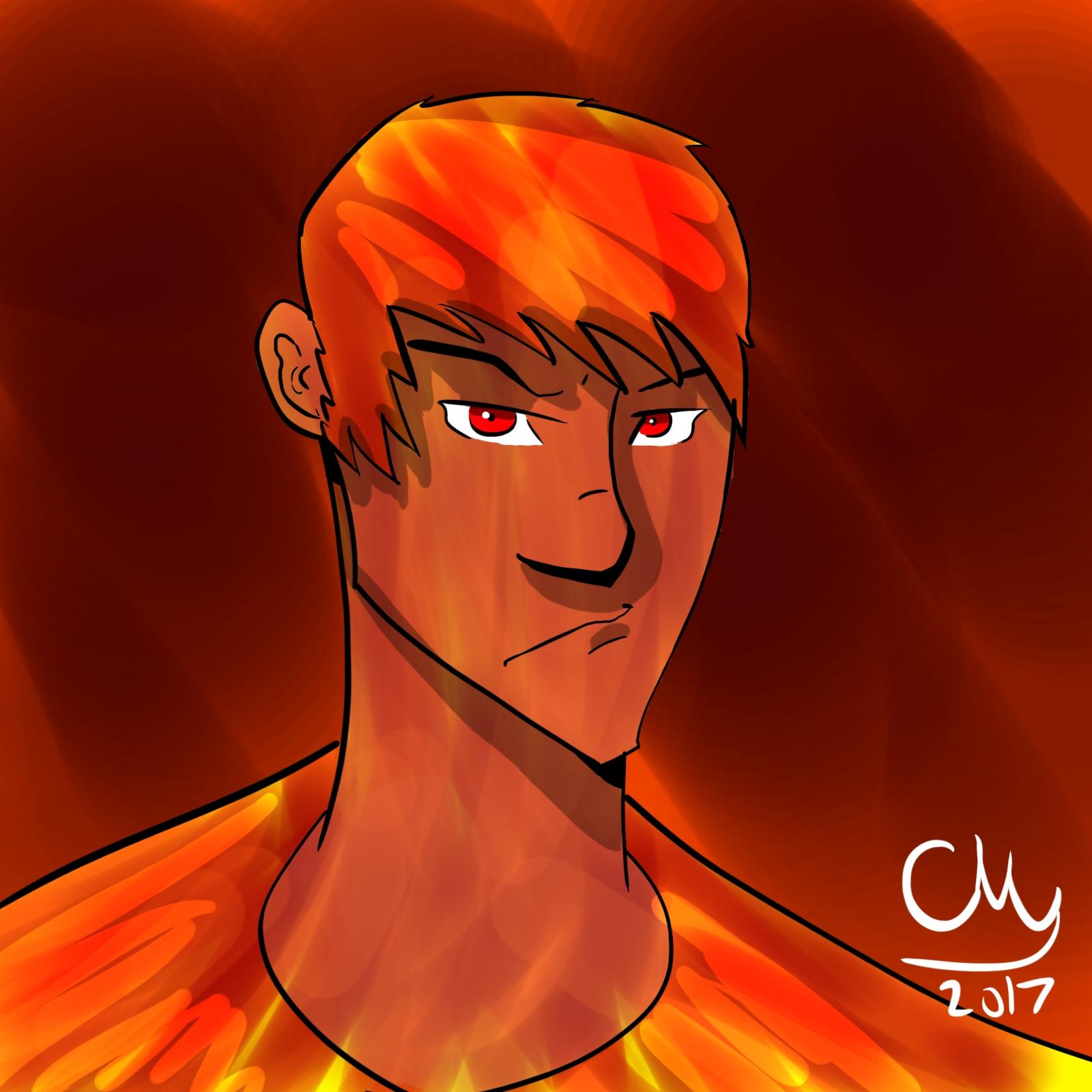 Ryan the fire guy