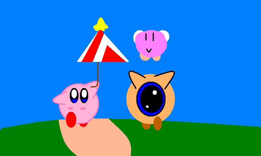 Kirby Super Star Ending
