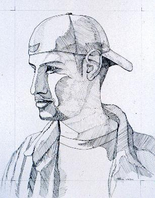 Stoic Self Portrait