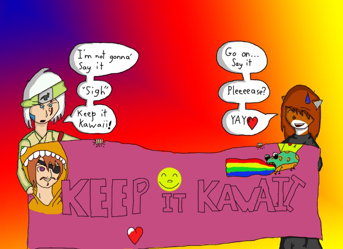 Keep it Kawaii