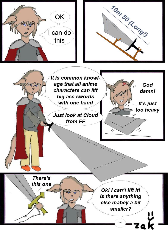 Big Swords?
