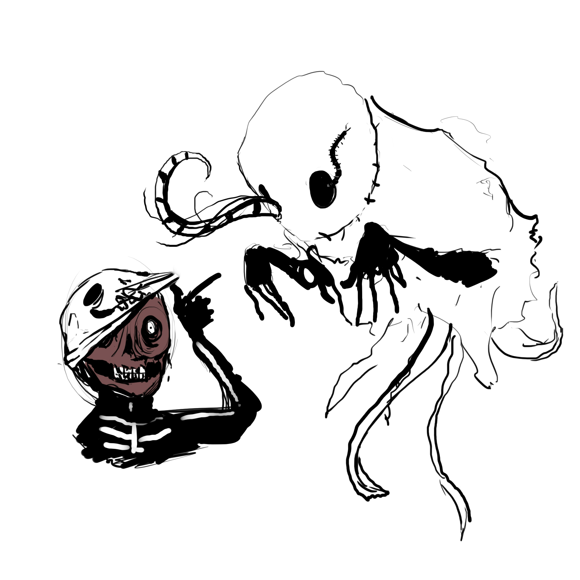 more geist sketches
