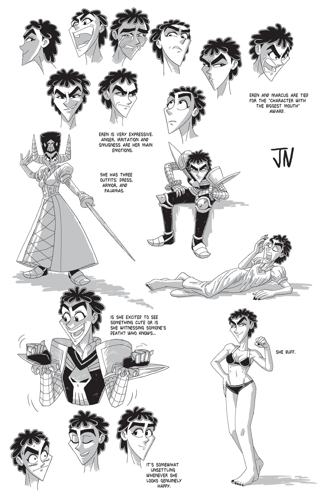 Eren Studies