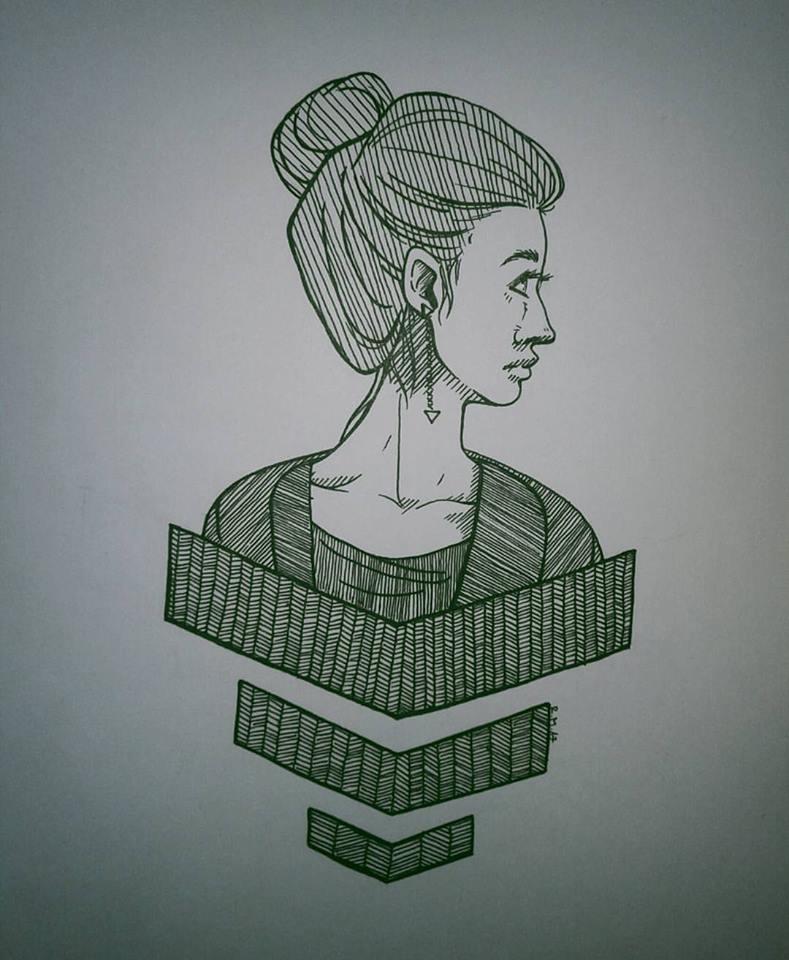 Triangular Girl