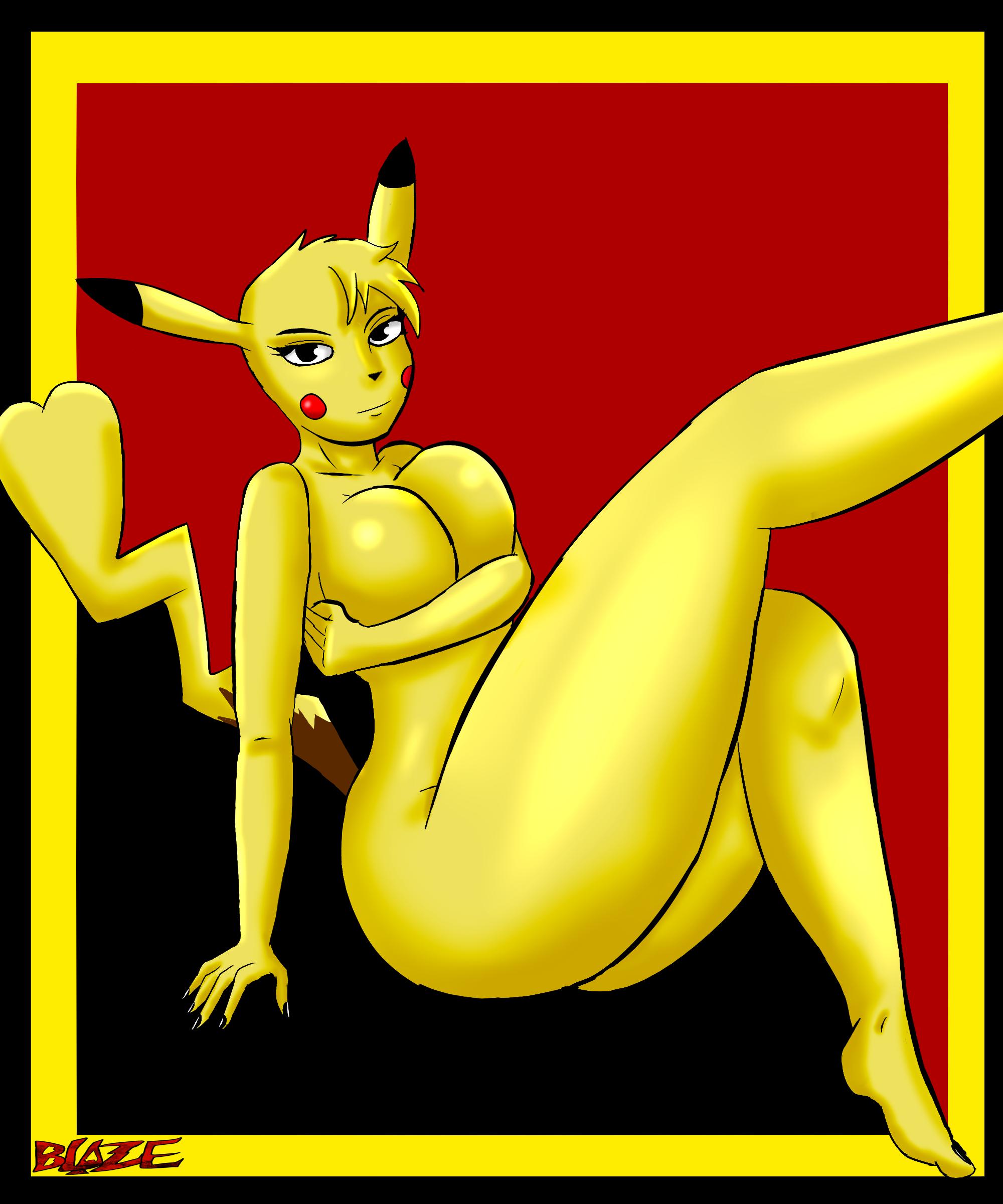 Sexy Pkachu