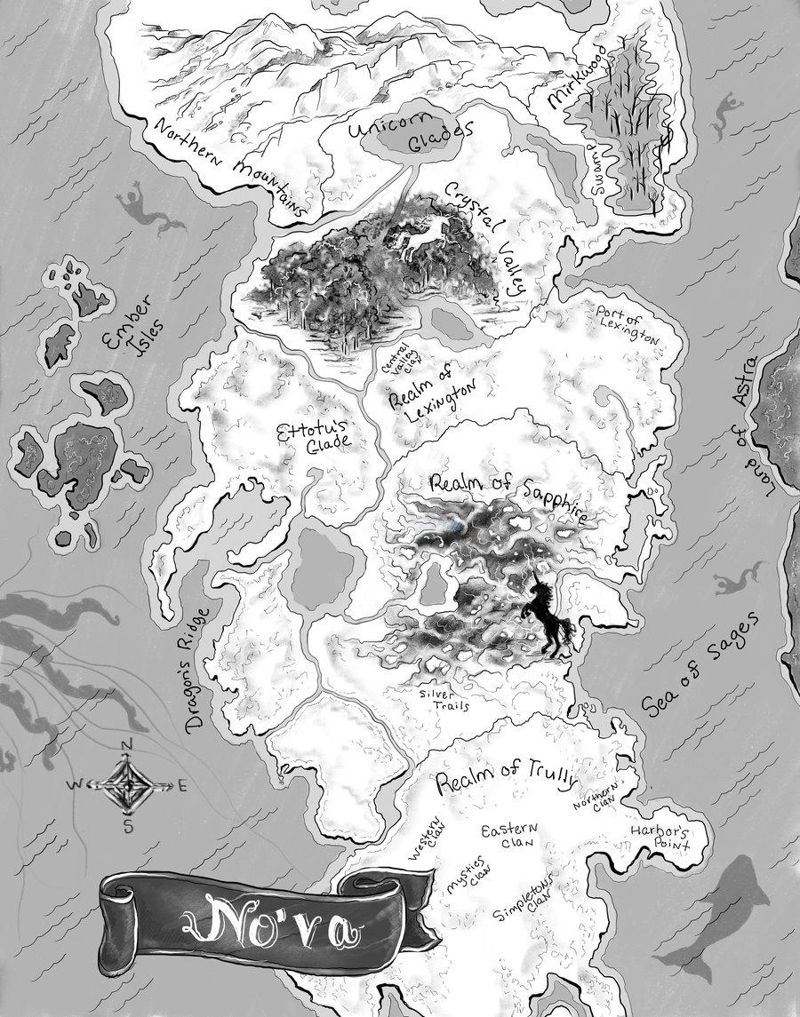 Map of No'va