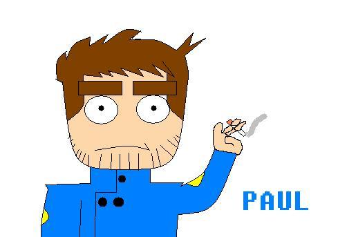 Eddsworld BG: Paul