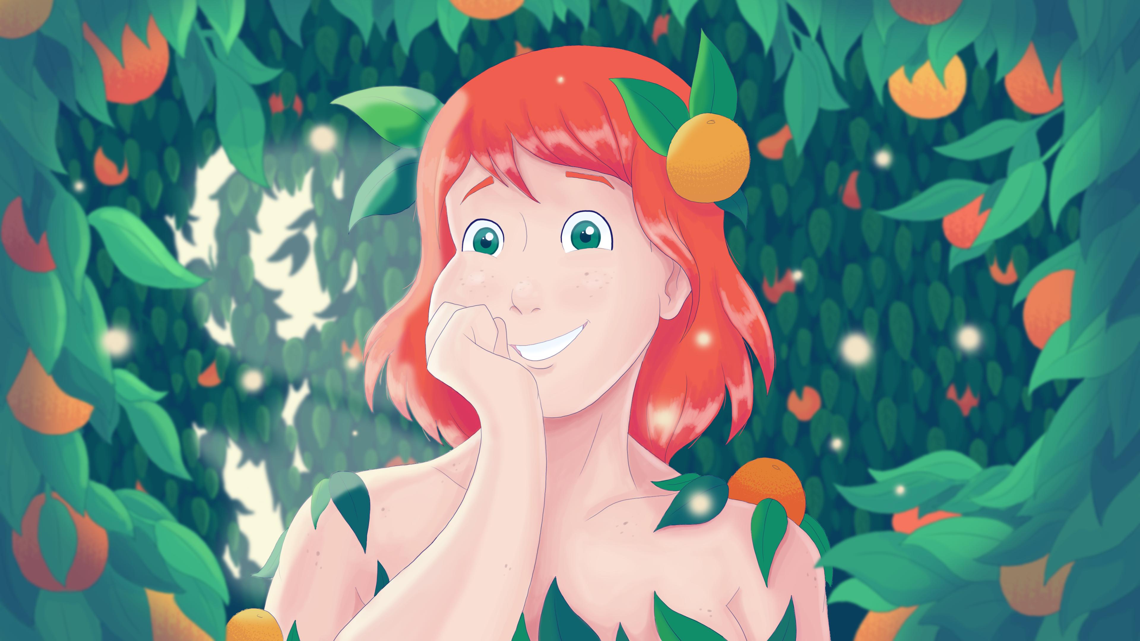 Ms. Orange