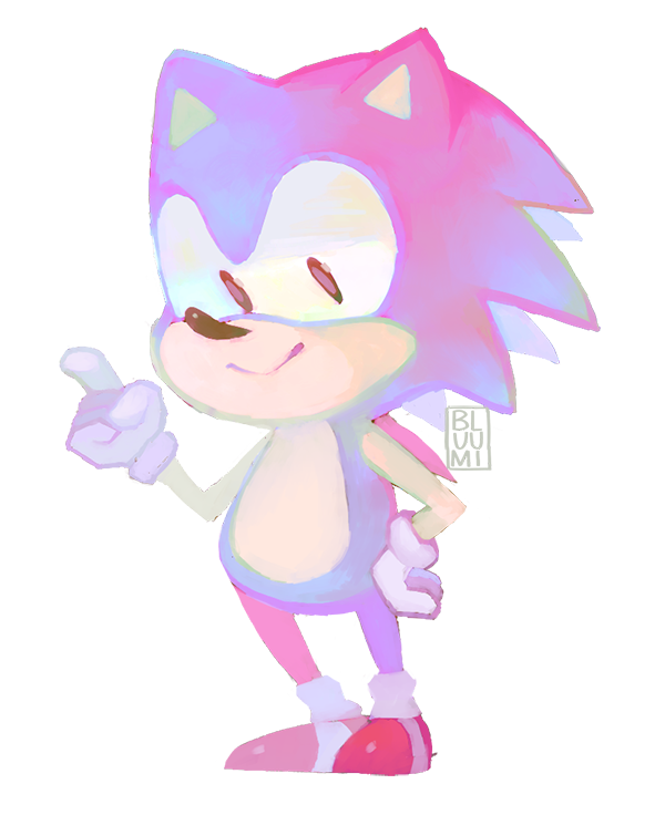 Sonic!