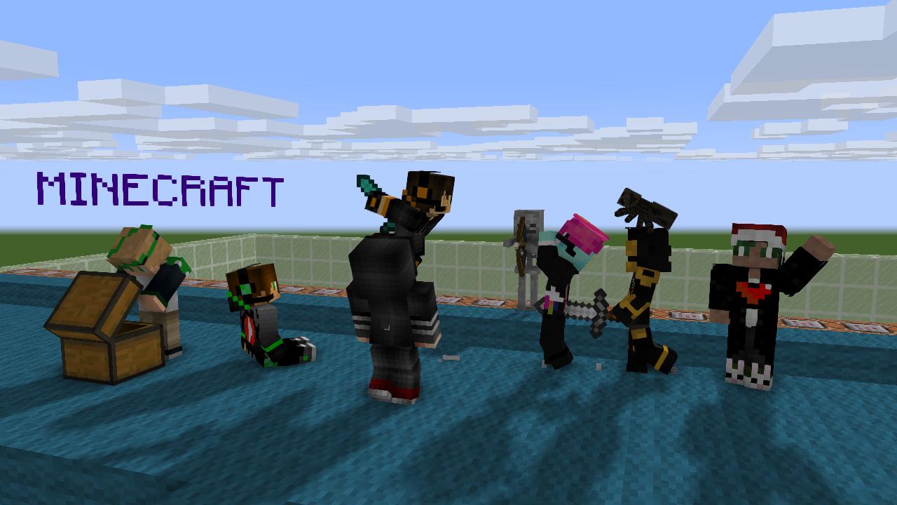 Super Battle | Minecraft