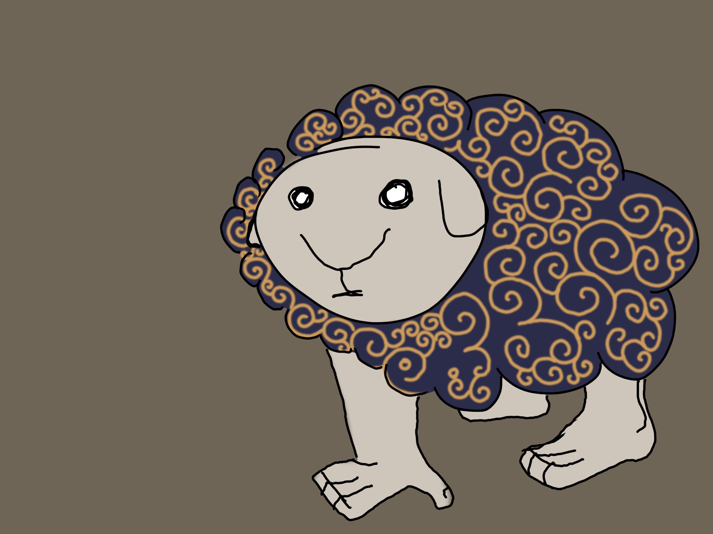 Creepy Sheepy