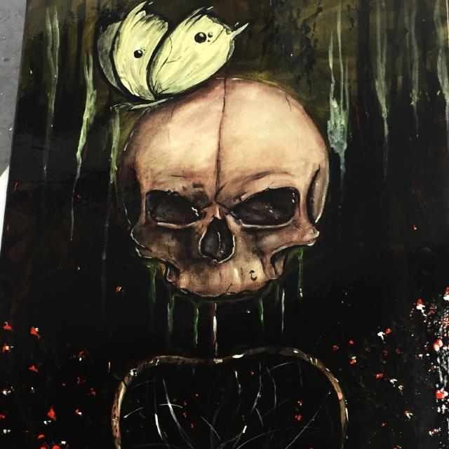 Skull ala Cornelia