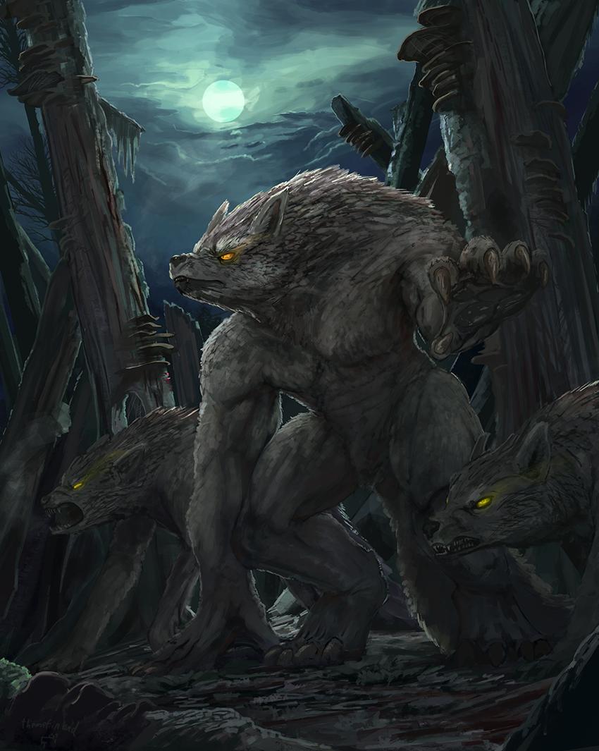 Werewolves of Burgenwehr