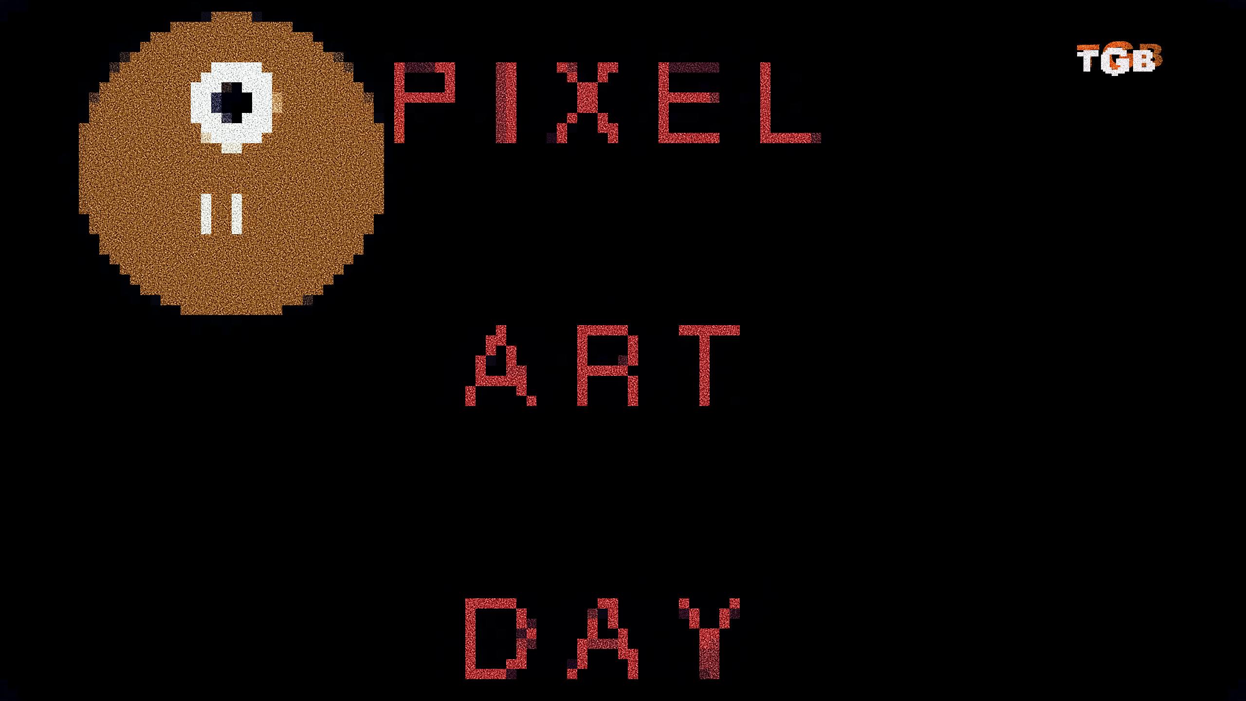 PIXEL ART DAY