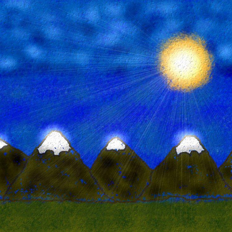 IceCap Mountains