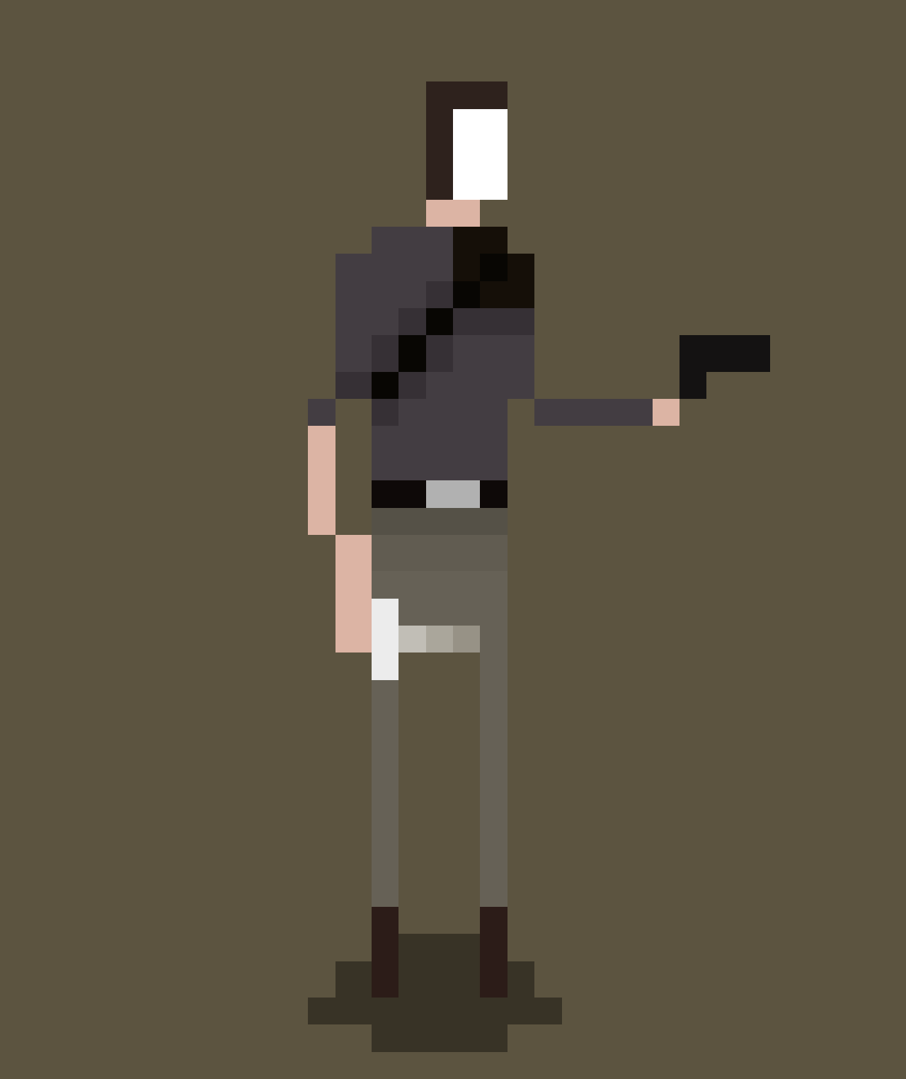 """""""Robber"""" For A Game I'm Making"""