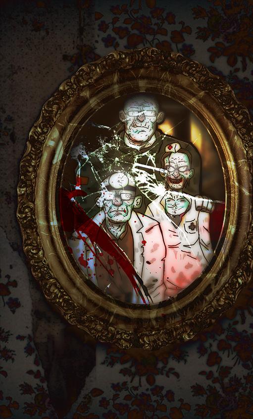Maniac Mansion: BIOHAZARD