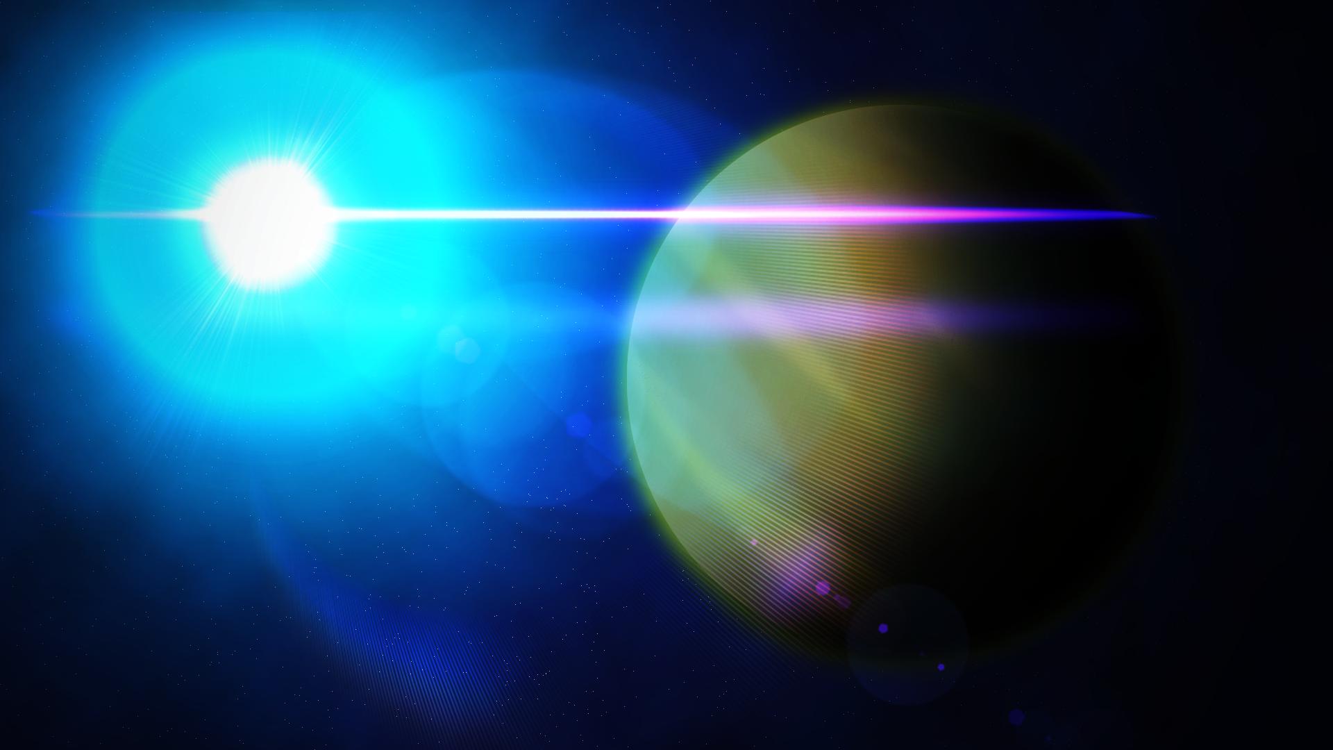 Space... (again)