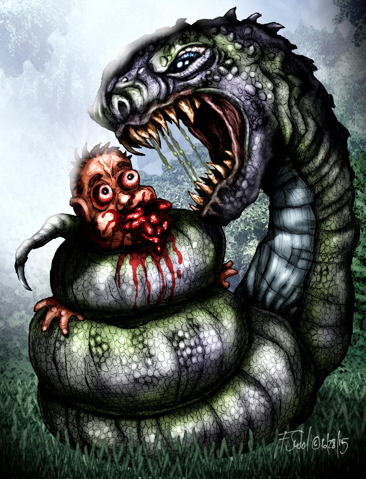 Snake Feast