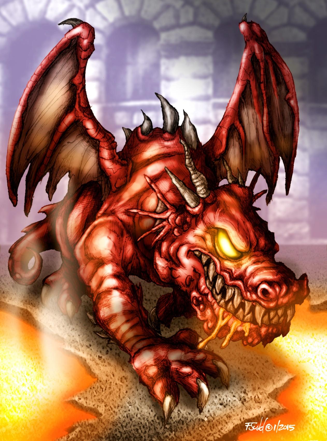 Dragon Crawl