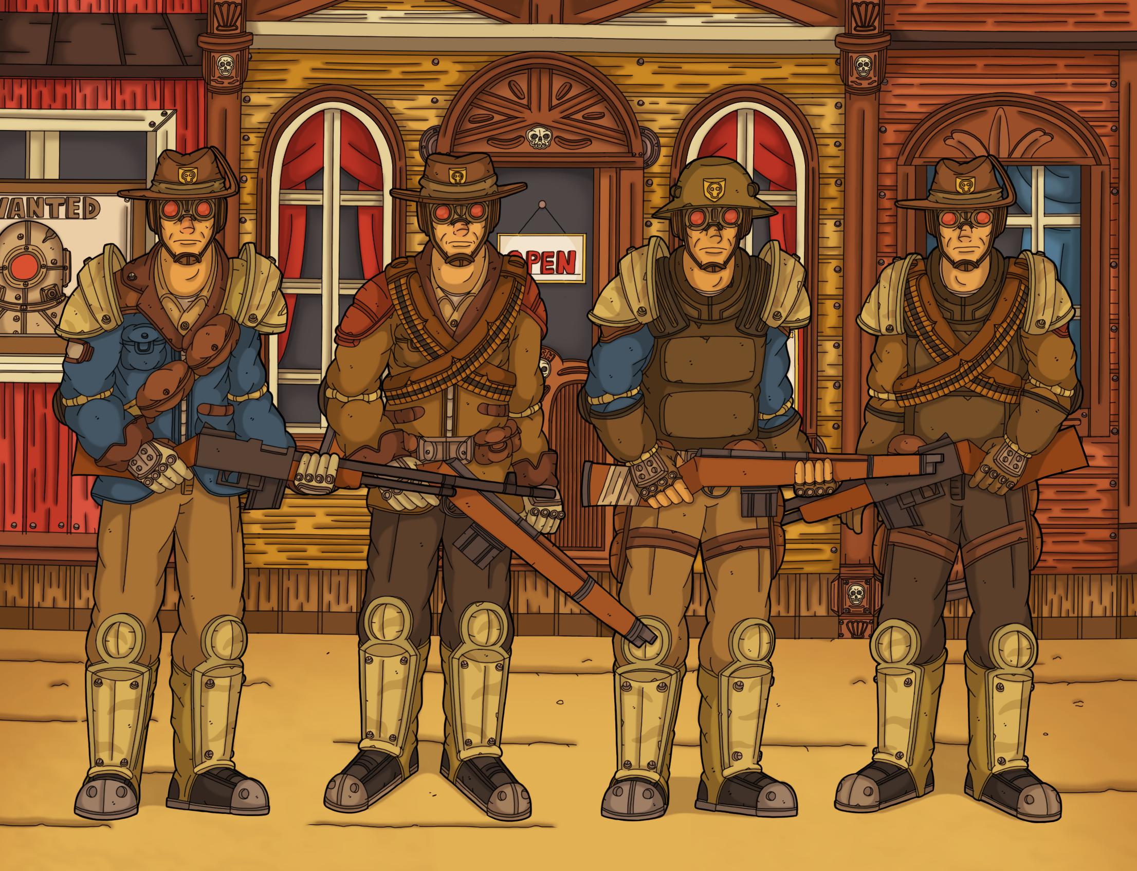 Militia Variants
