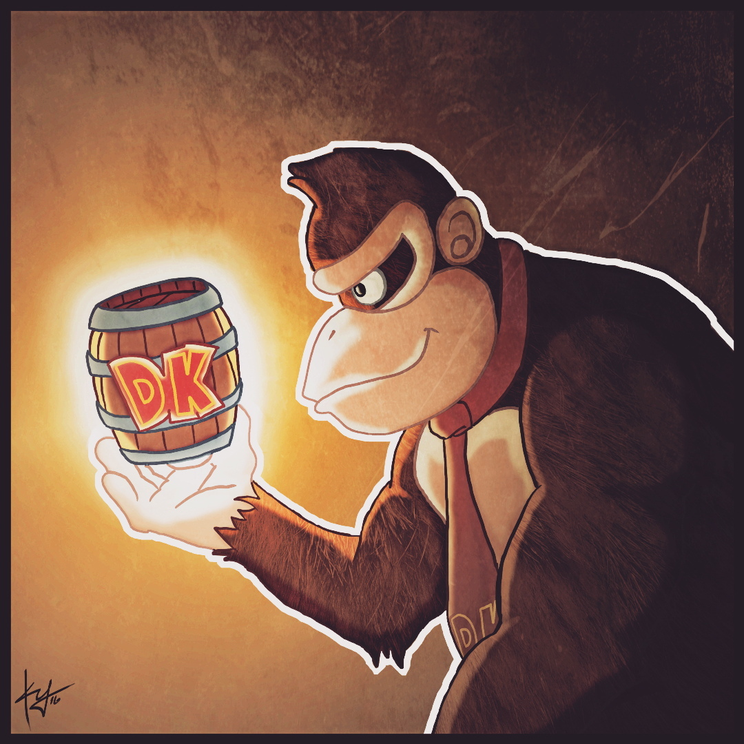 The Migthy Kong