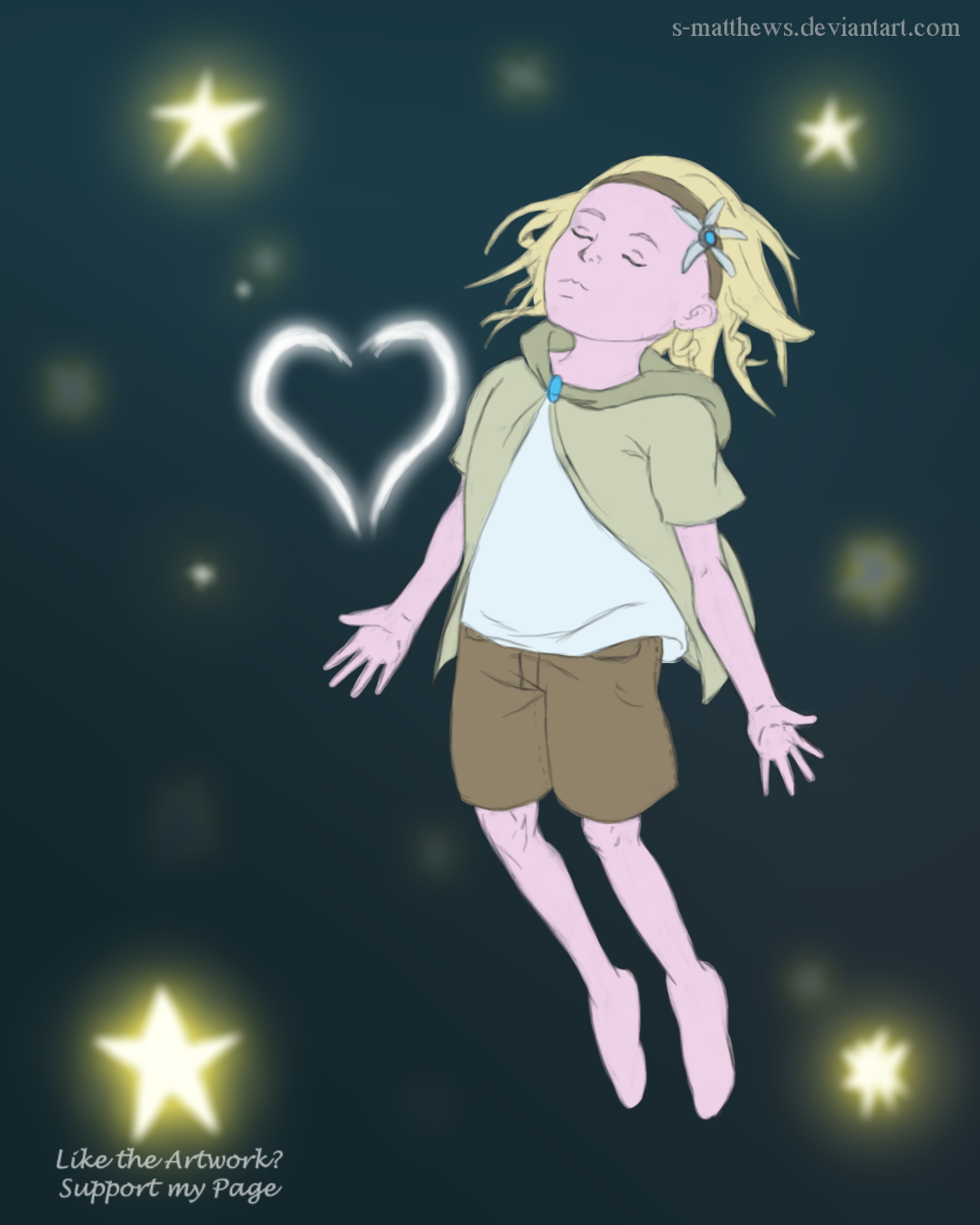 stars in your heart