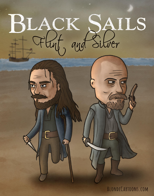 Black Sails: Flint and Silver