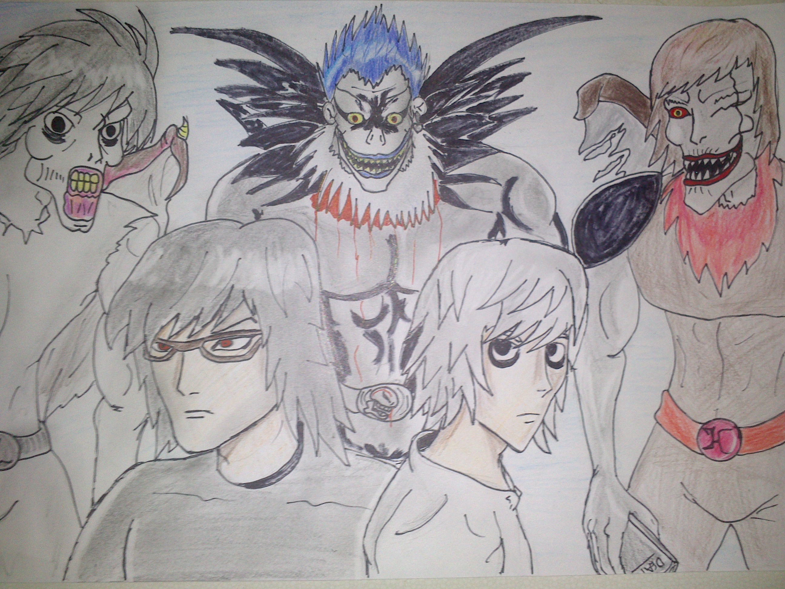 Death Note the sequel