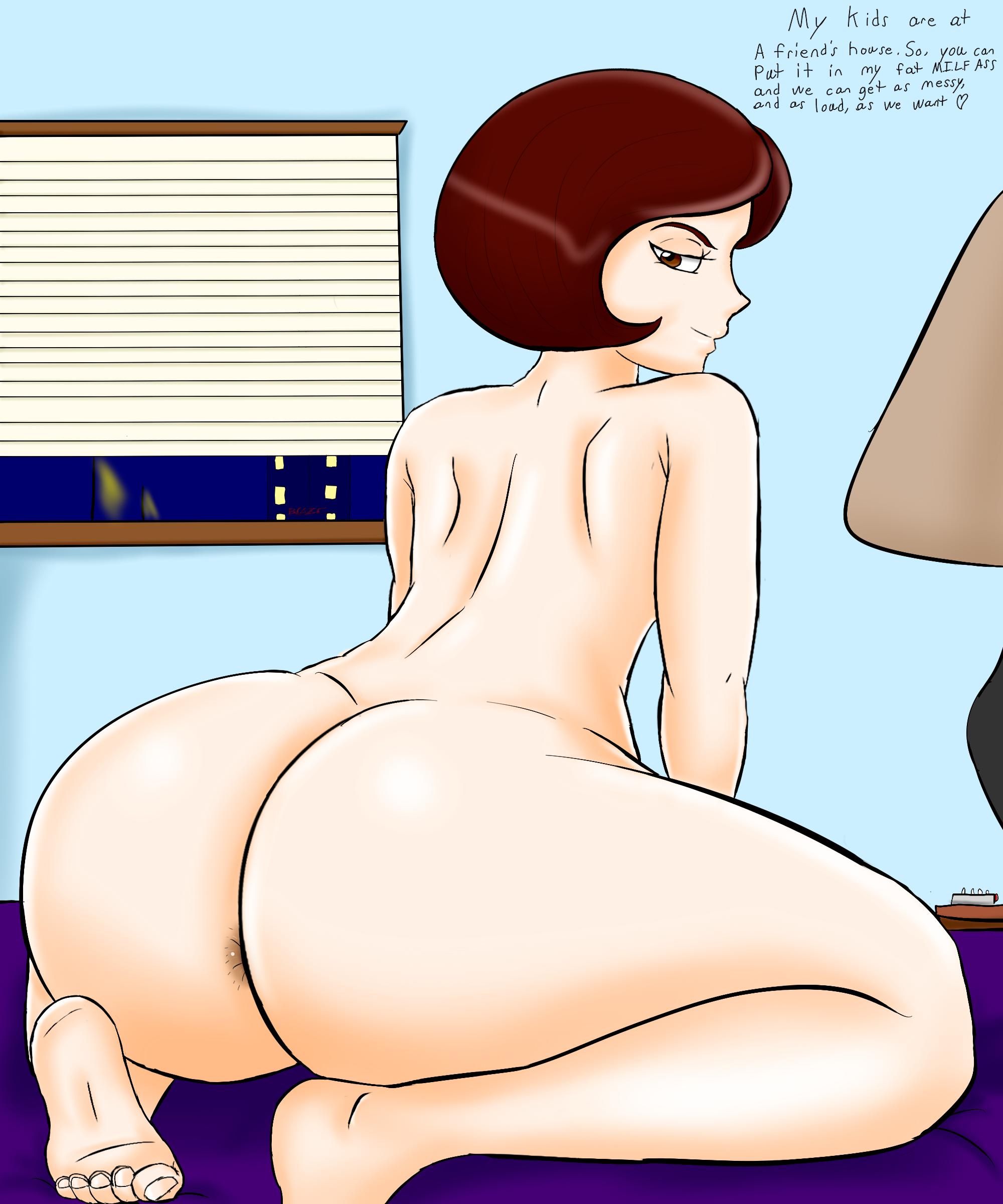 Helen Parr Booty