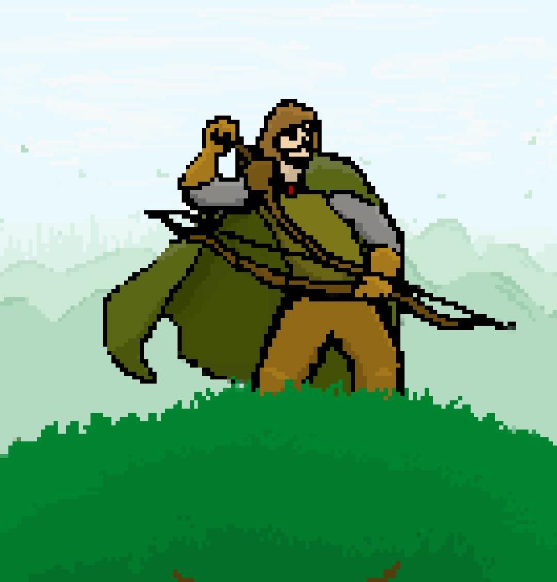 PixelArt adventure!