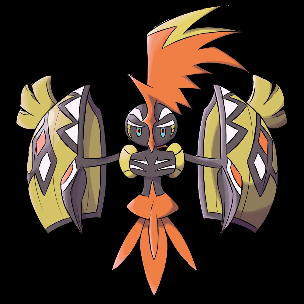 Tapu Koko Fairy Type Collab
