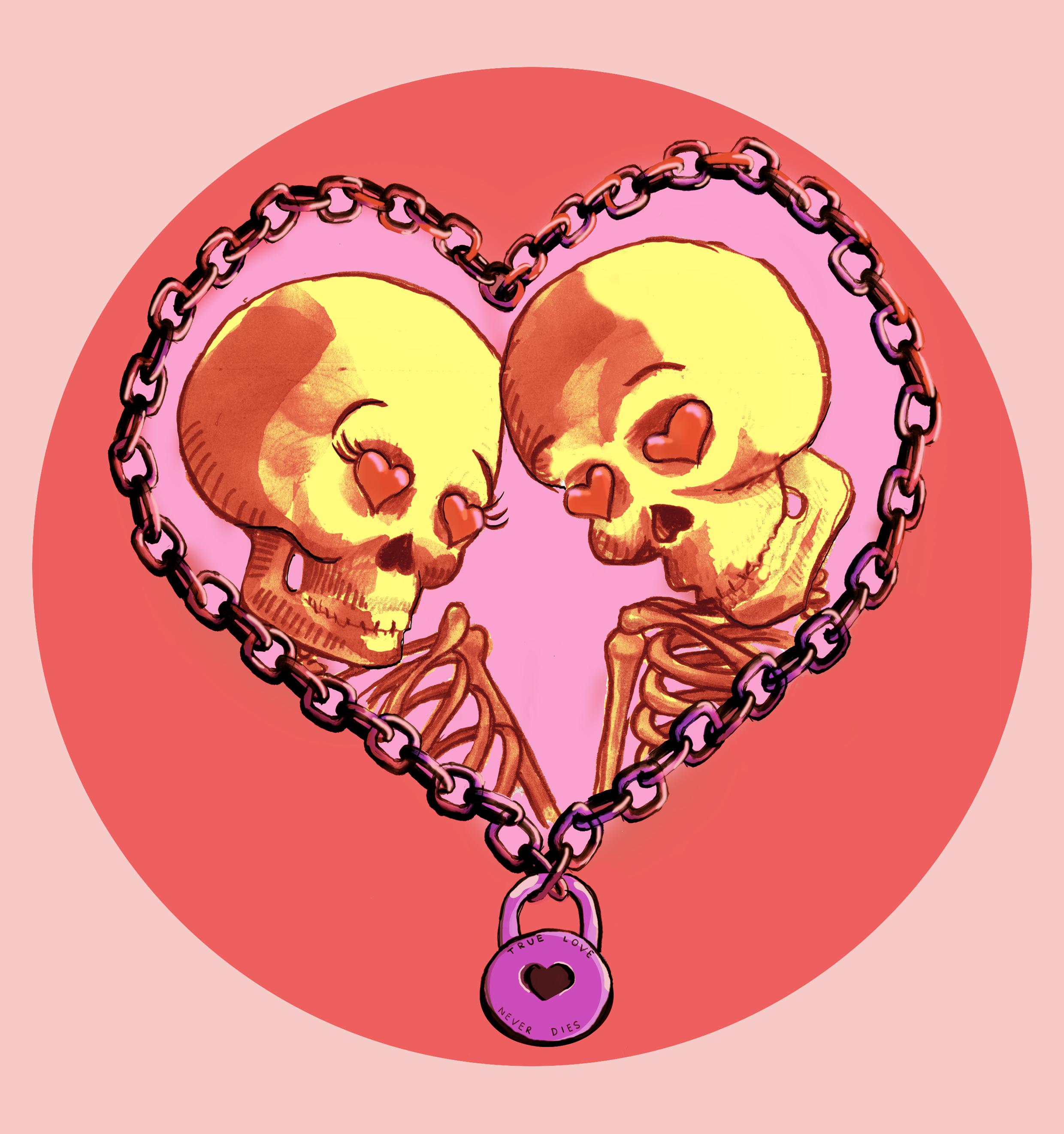 true love never dies valentine day 2017