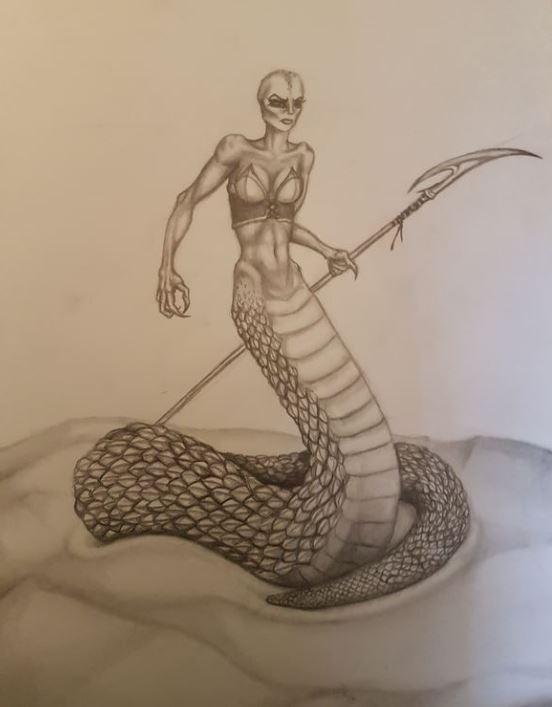 serpent women
