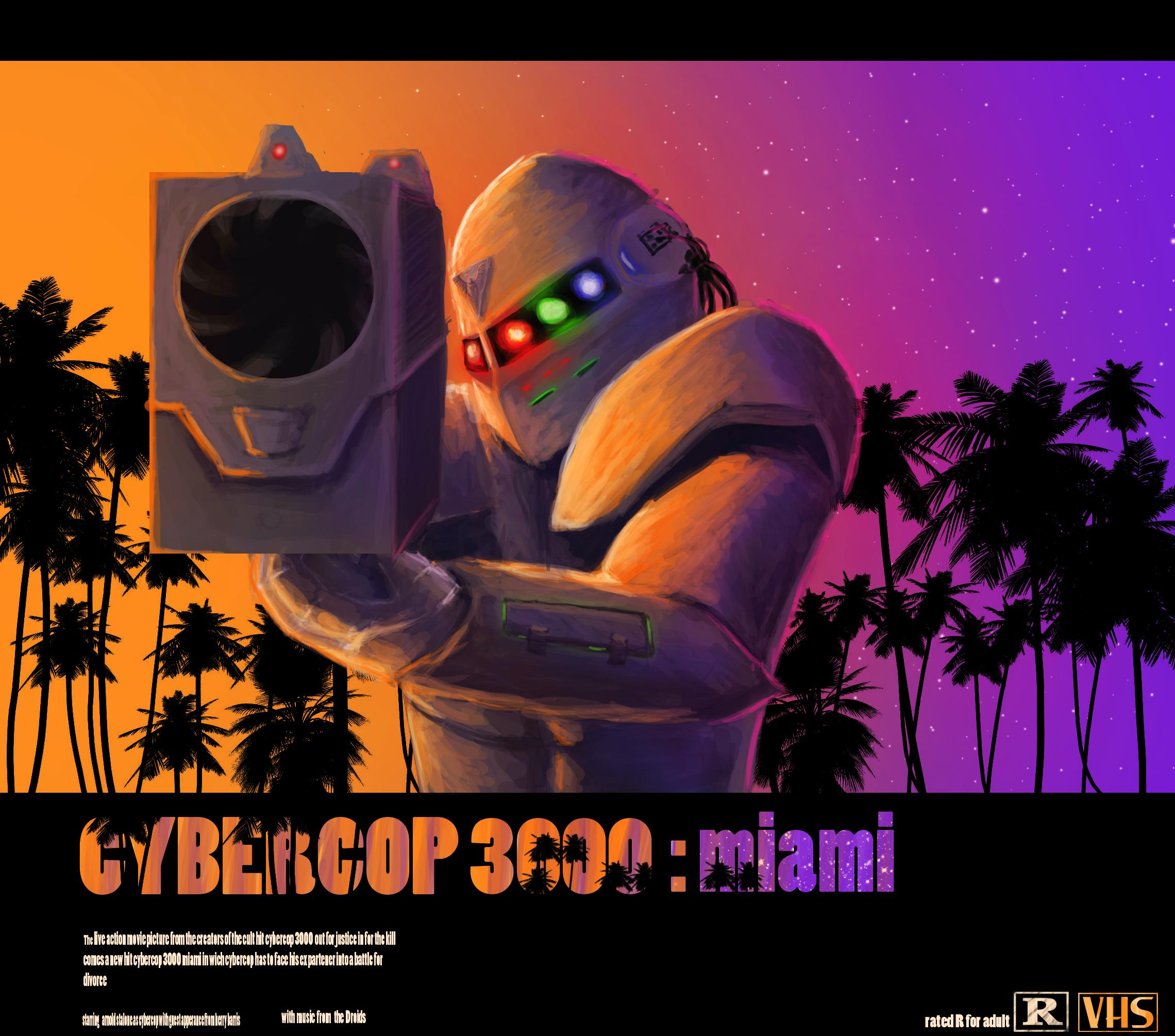 Cybercop 3000 : miami