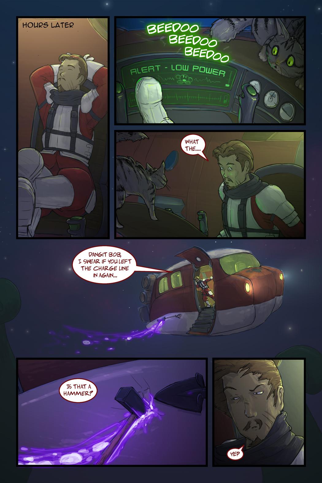 The Crimson Thief: Page 7
