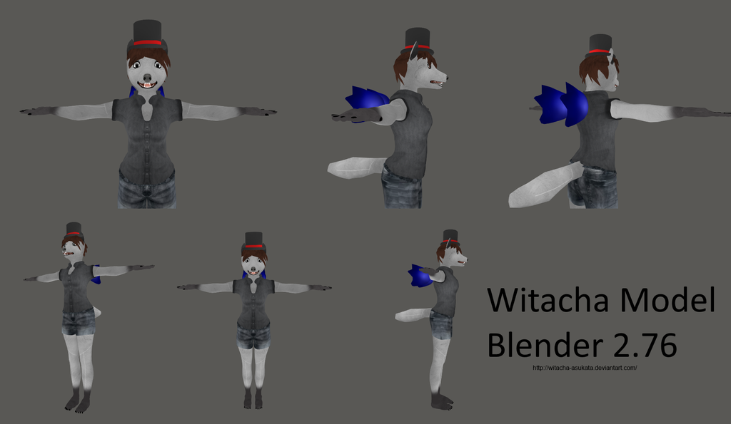 Witacha - 3D MODEL