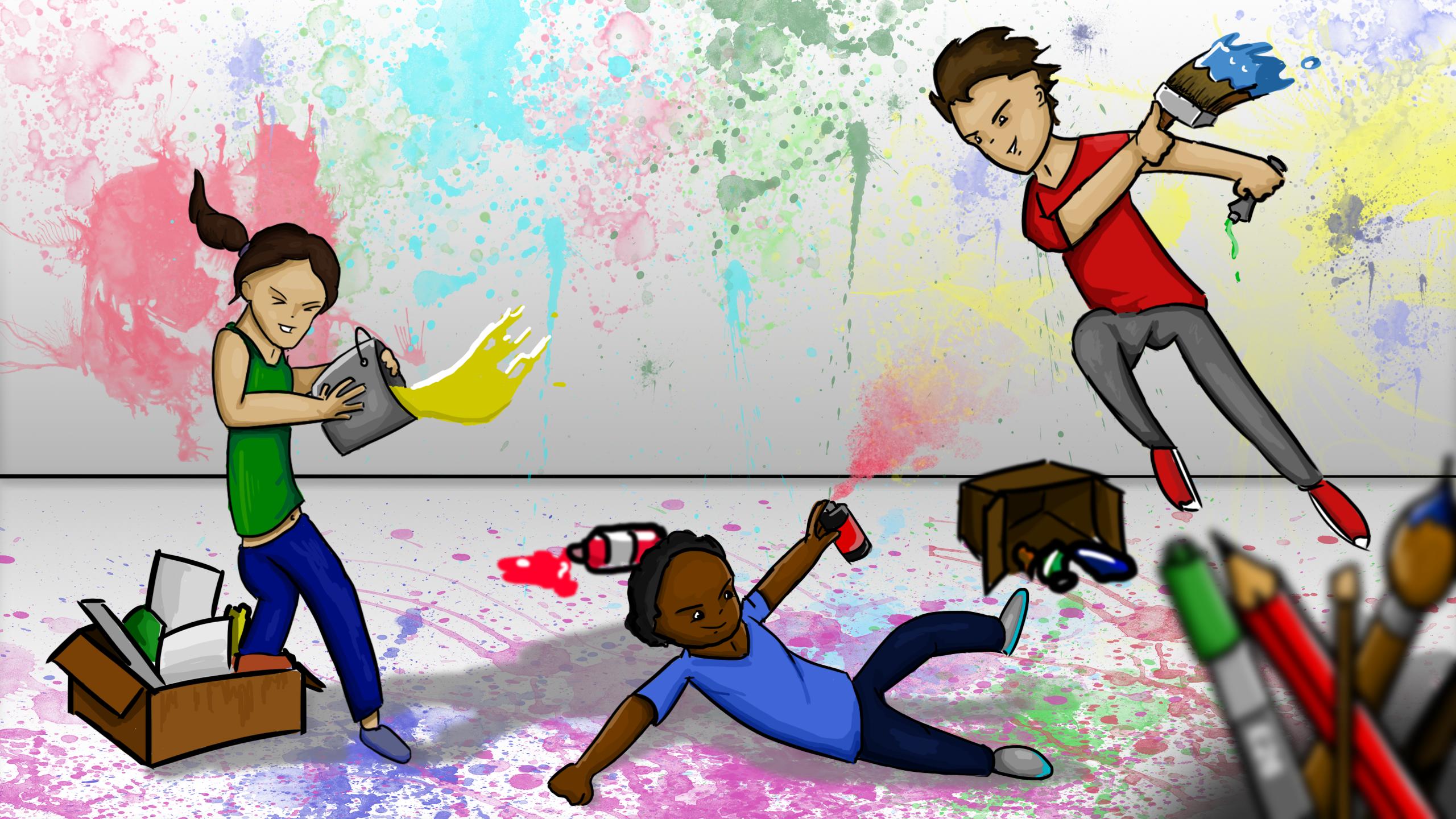 Epic Arty Party Battle