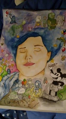 In My Dreams. COTM.