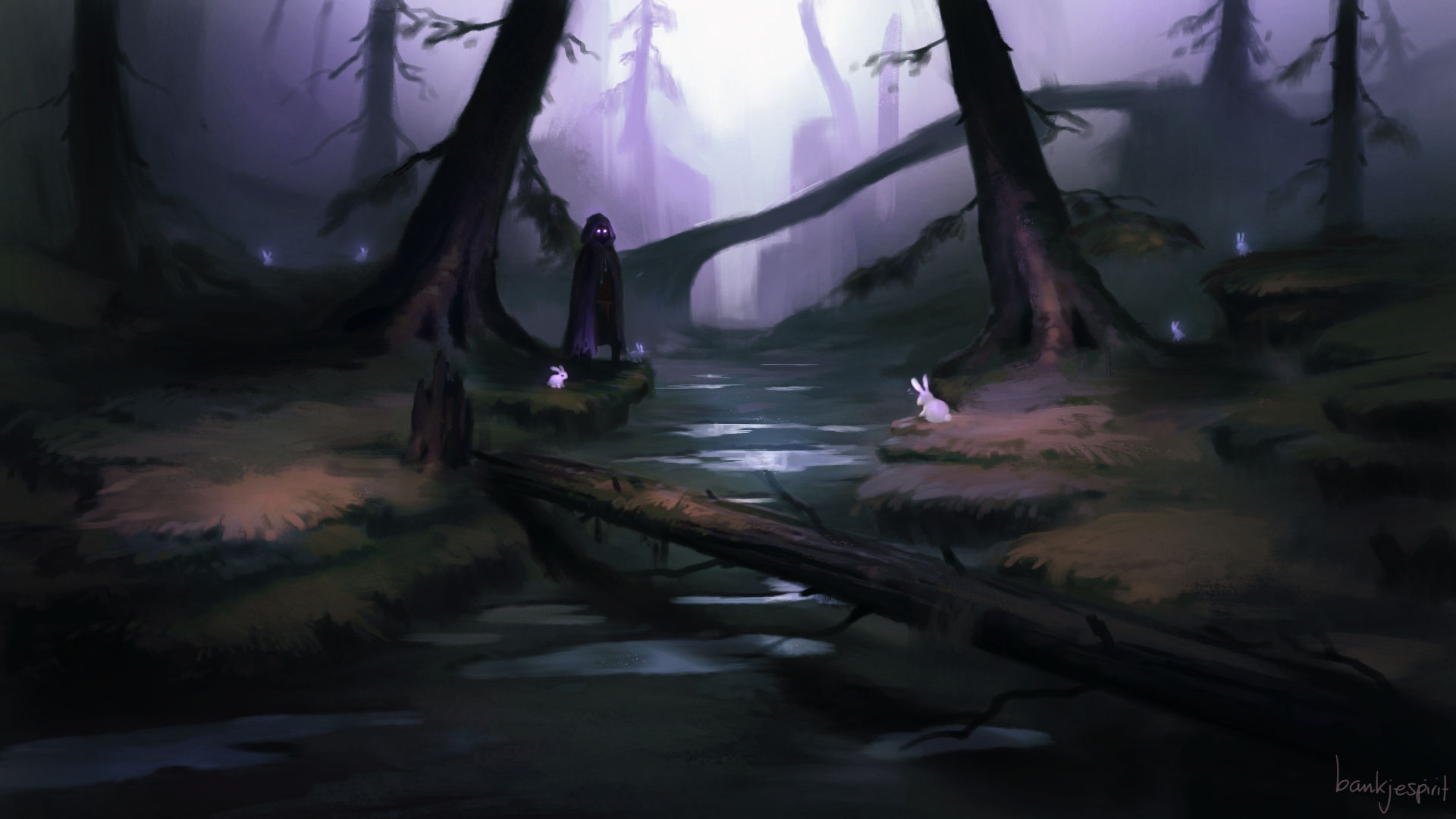 The Bunny Master