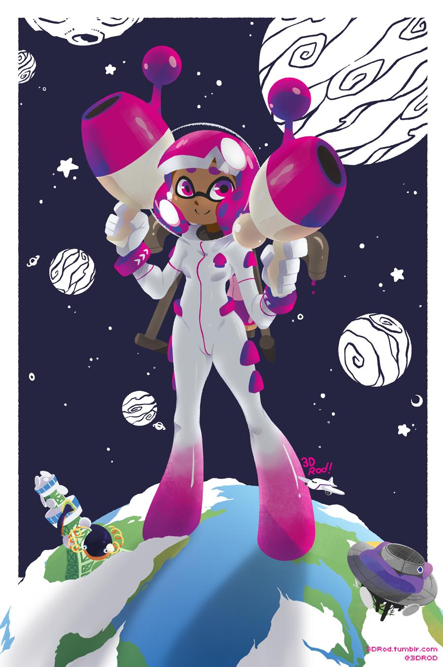 Space Cadet Luna Blaster 2.0