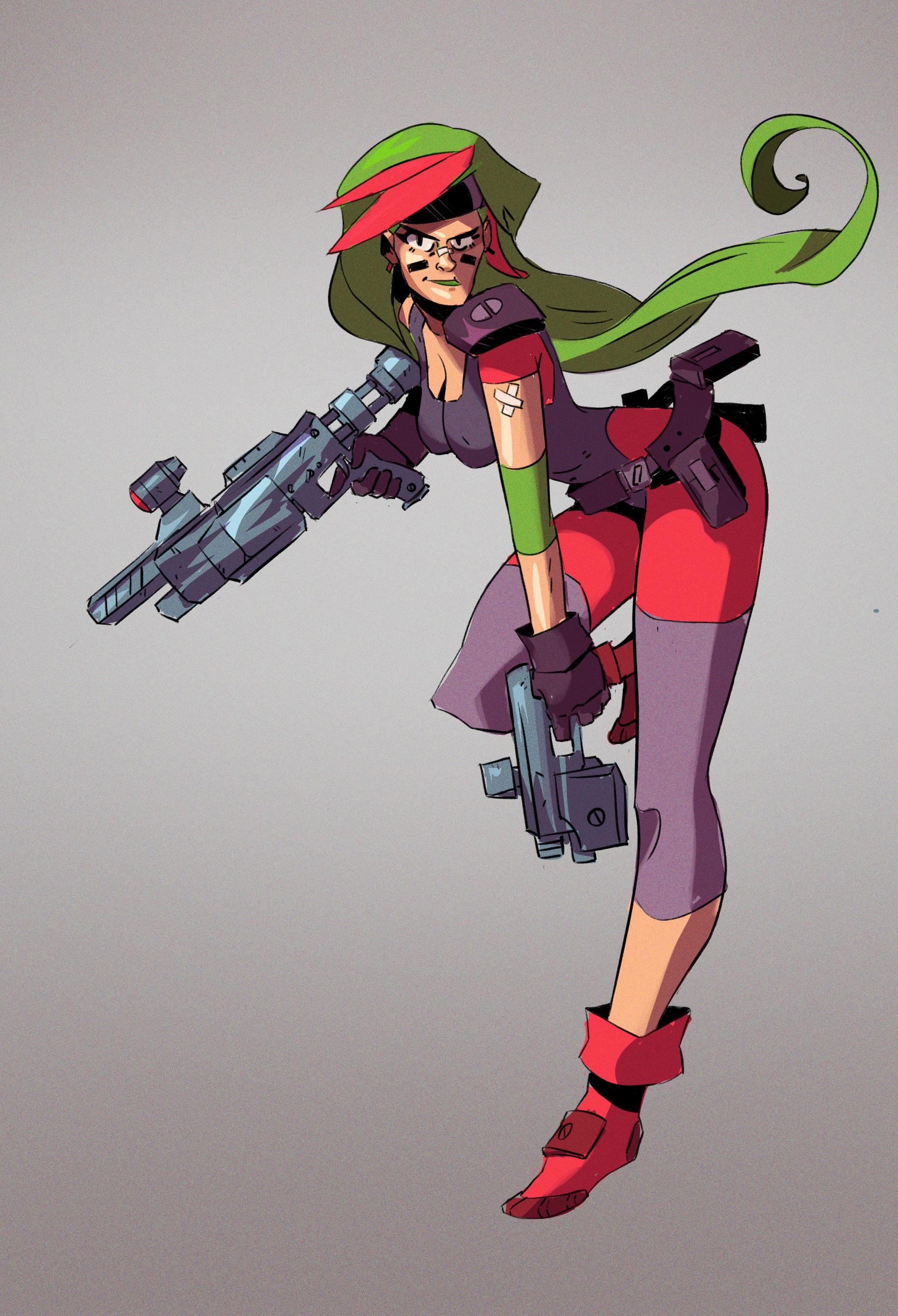 Sheena!