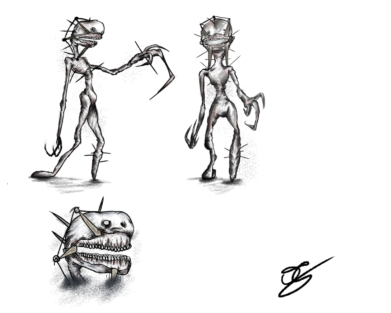Masochist Sketch