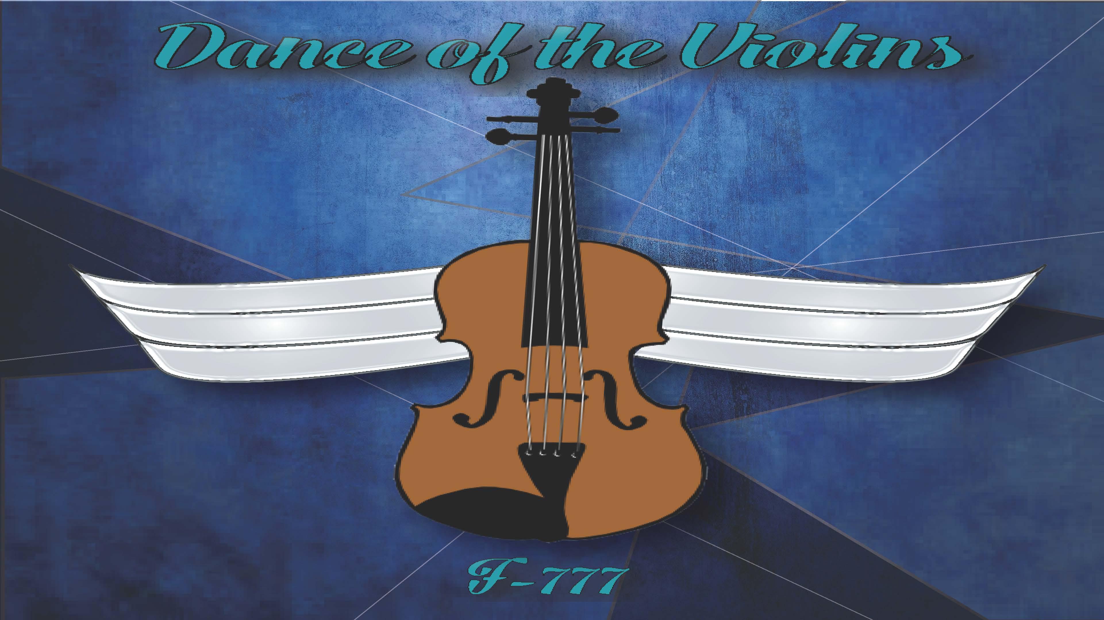 Dance of the Violins (Fan-made album art)