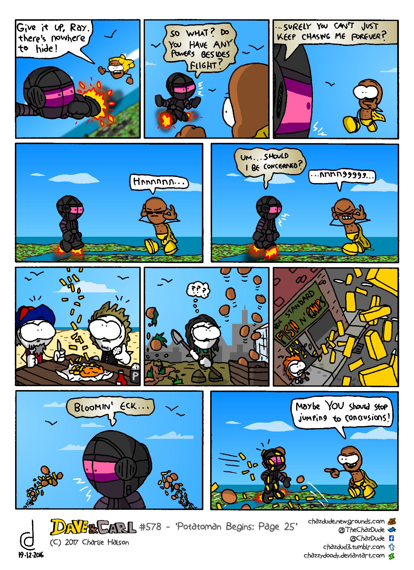 Potatoman Begins: Page 25