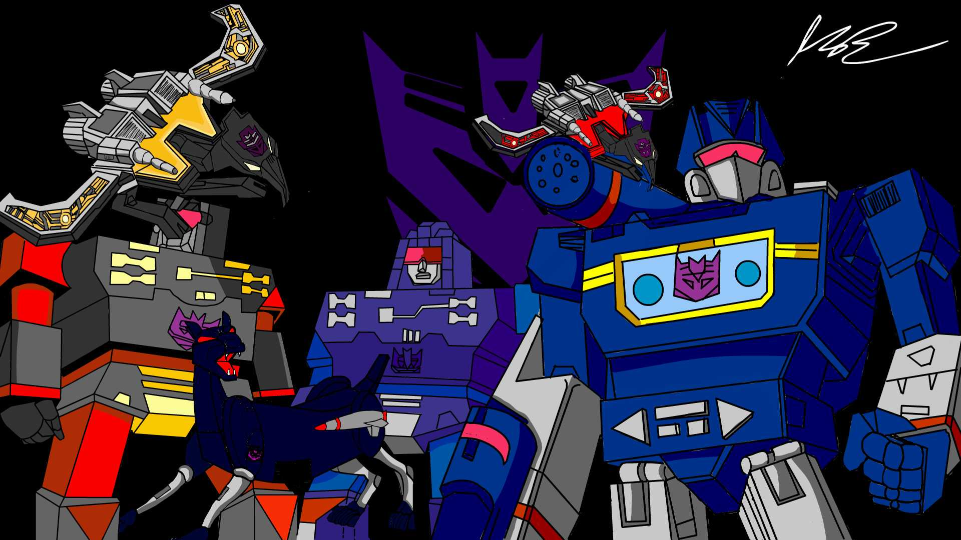 Transformers Drawing