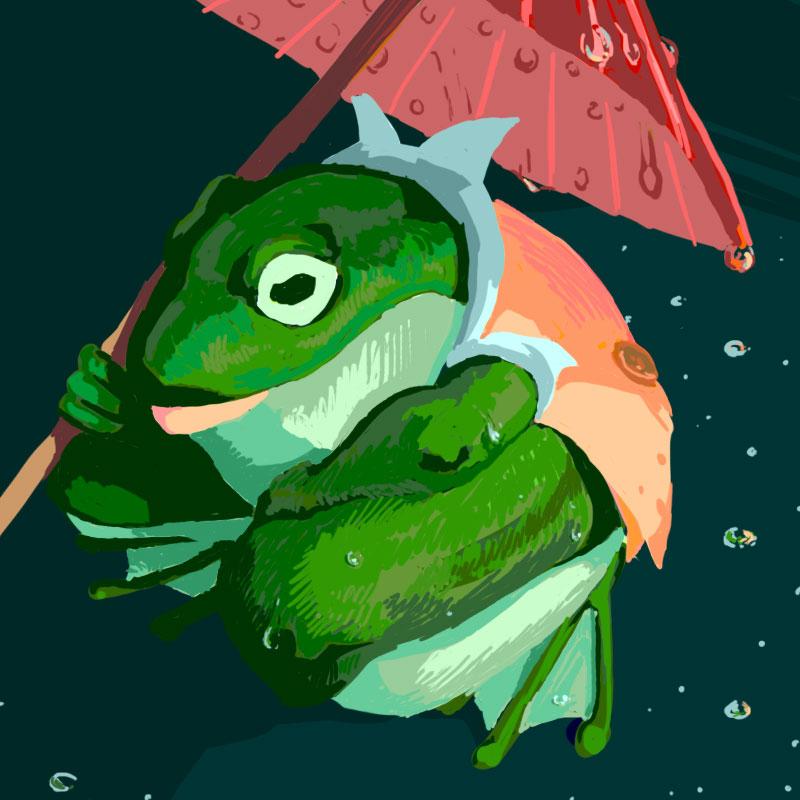 Frog Weather