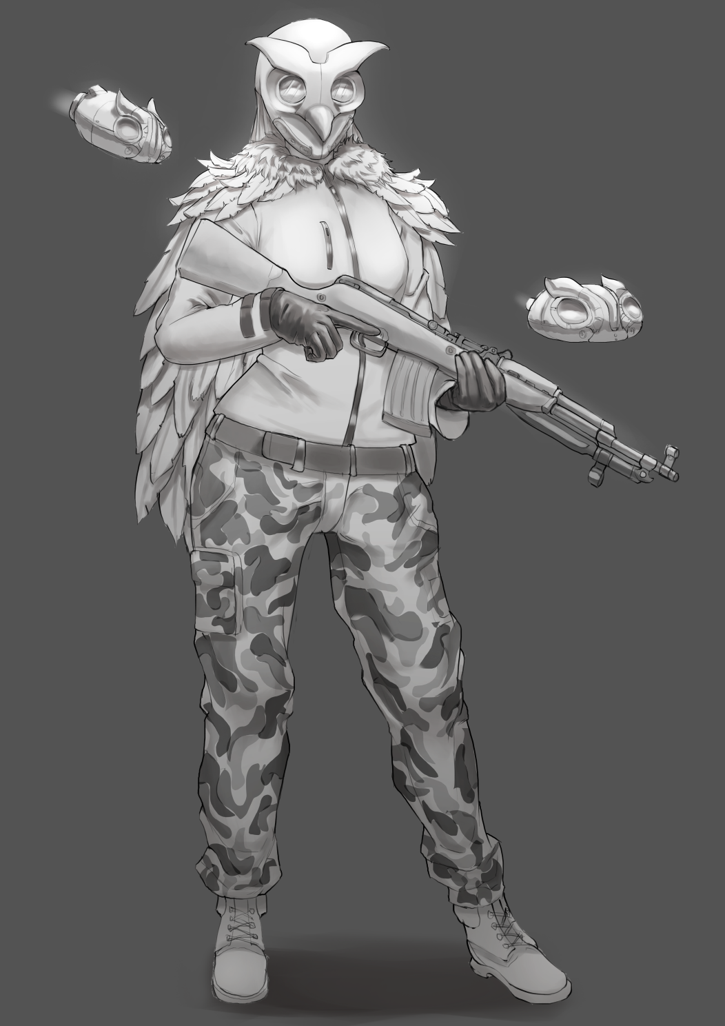 Owl Scout