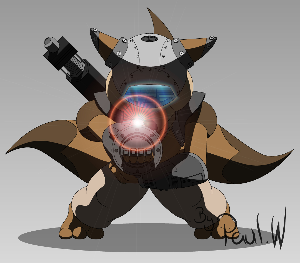 Mech Fox
