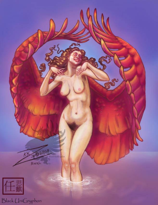 Angel of Feminine Self Esteem